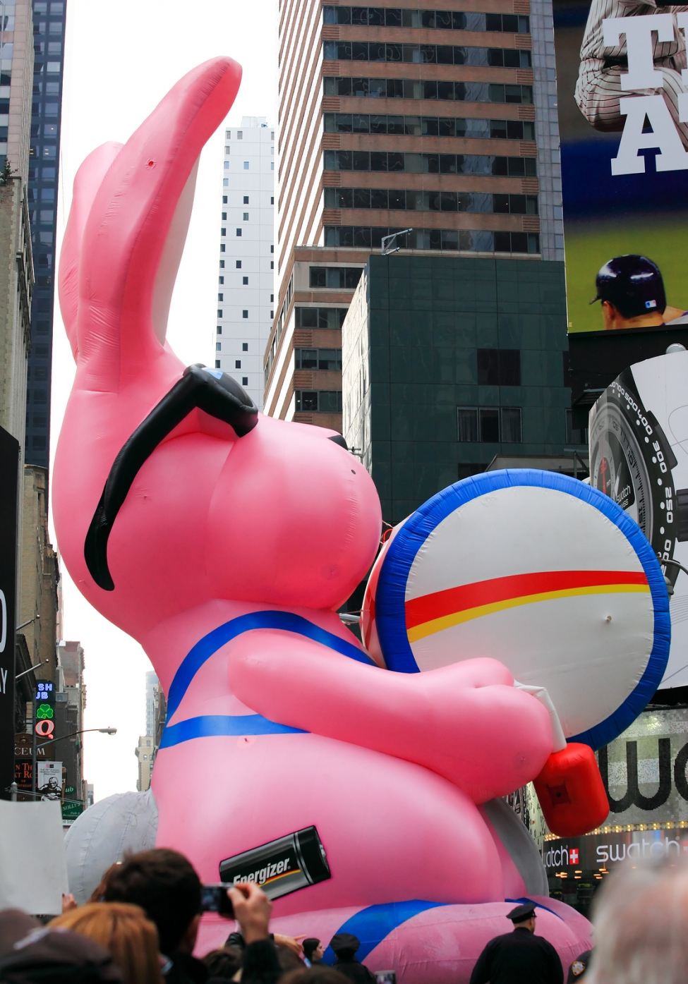 The Energizer Bunny Cover Image