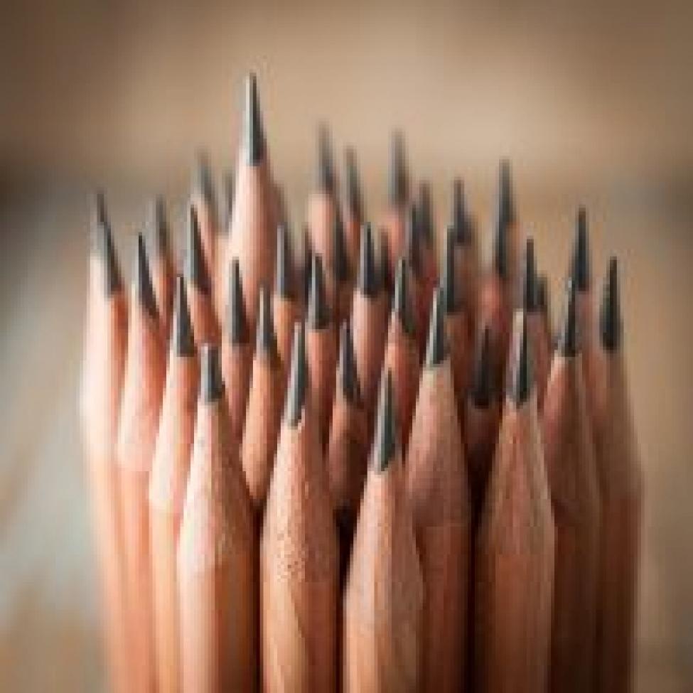 A sharp pencil Cover Image